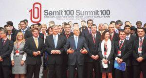 Business leaders of Southeast Europe meet in Portorož