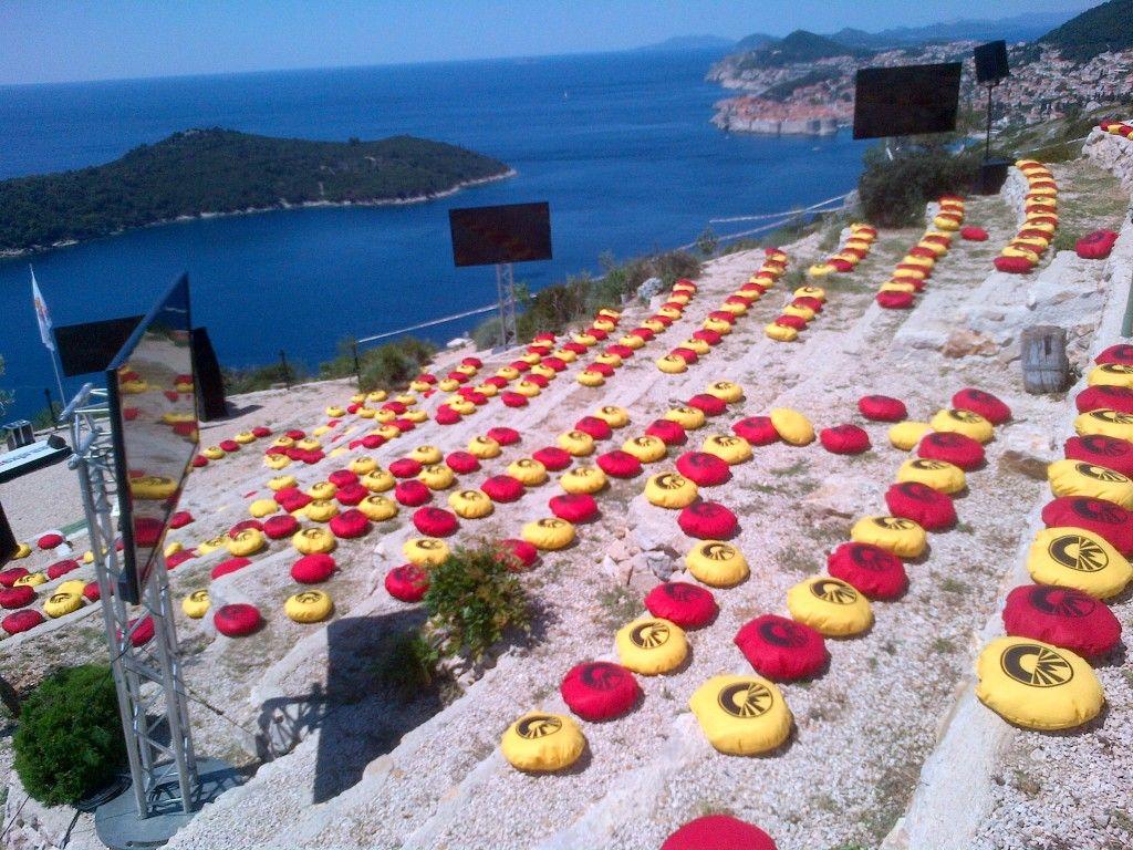 Dubrovnik new outdoor venue - Park Orsula