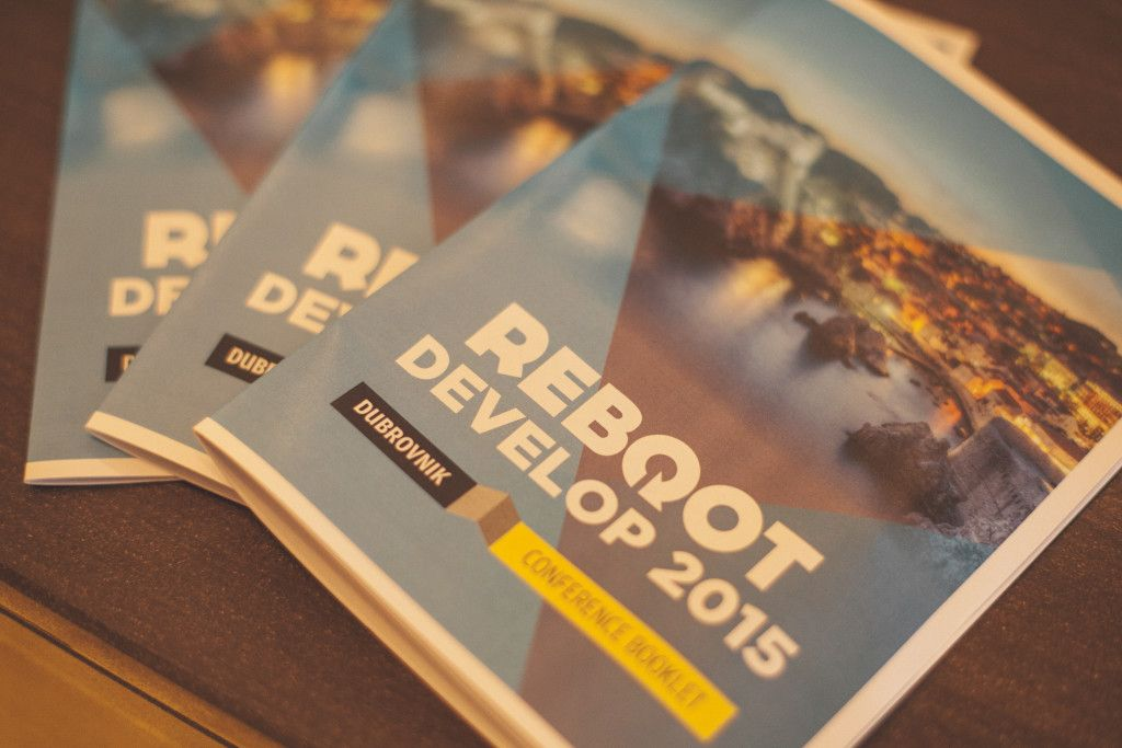 Reboot Develop 2015