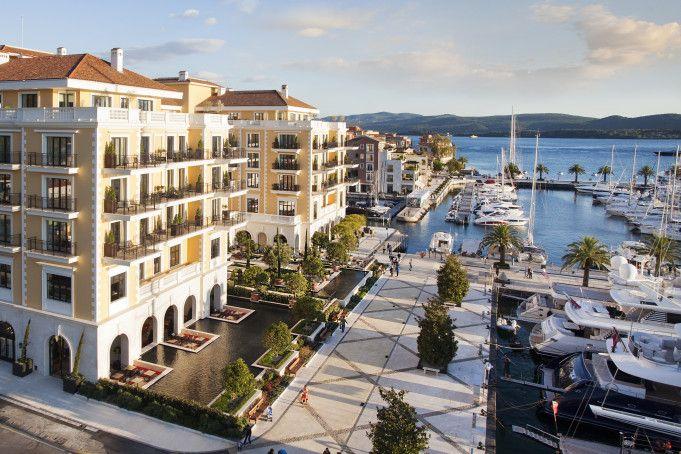 Regent Porto Montenegro marked its first anniversary