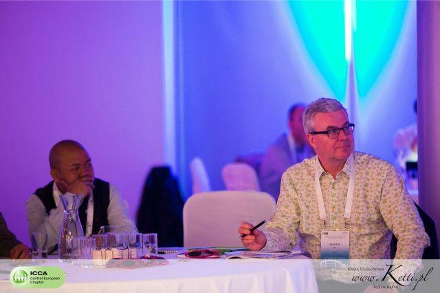 ICCA CEC Summer Meeting