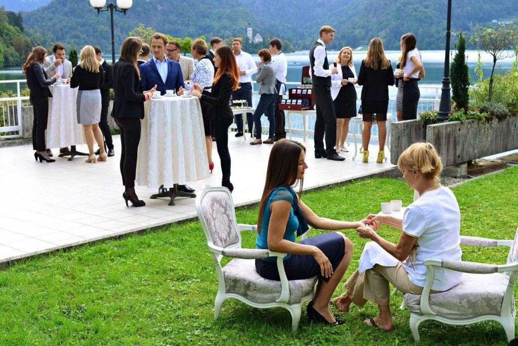 Sava Hotels Bled Boosting Delegates' Brainpower