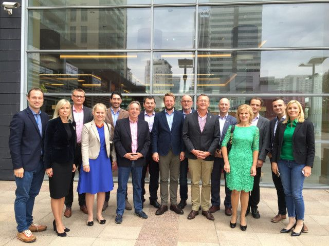 Strategic Alliance of the National Convention Bureaux of Europe