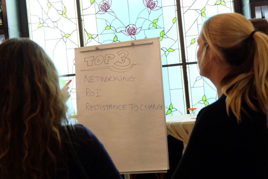 Conventa Workshop with Bo Kruger