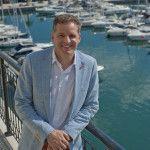 Michael Posch, General Manager of Regen Porto Montenegro