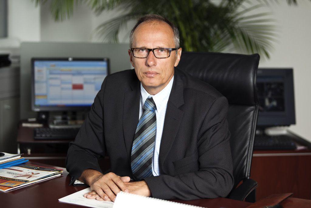Zmago Skobir, Managing Director of Ljubljana Airport