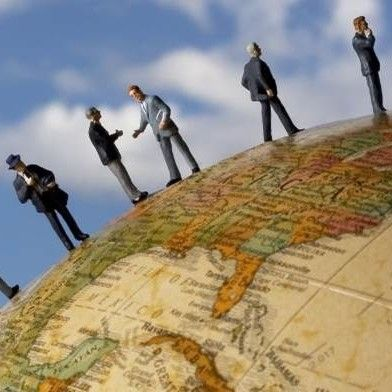cross-culture around the globe