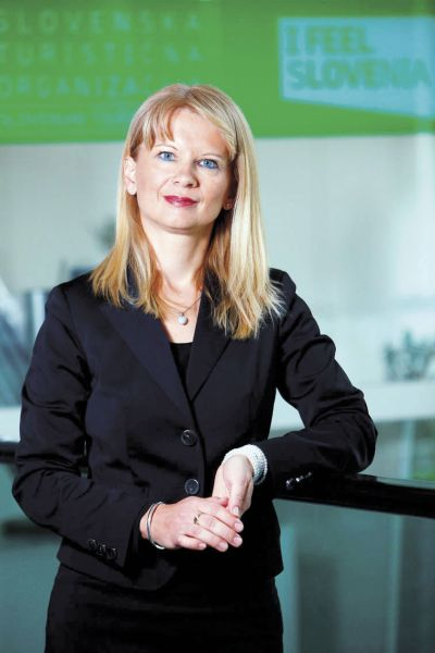 Maja Pak, Director General, Slovenian Tourist Board