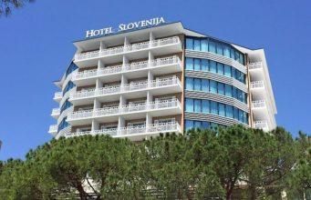 hotel slovenija