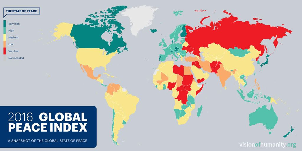 Slovenia is among the 10 worlds most peaceful countries kongres global peace index gumiabroncs Choice Image