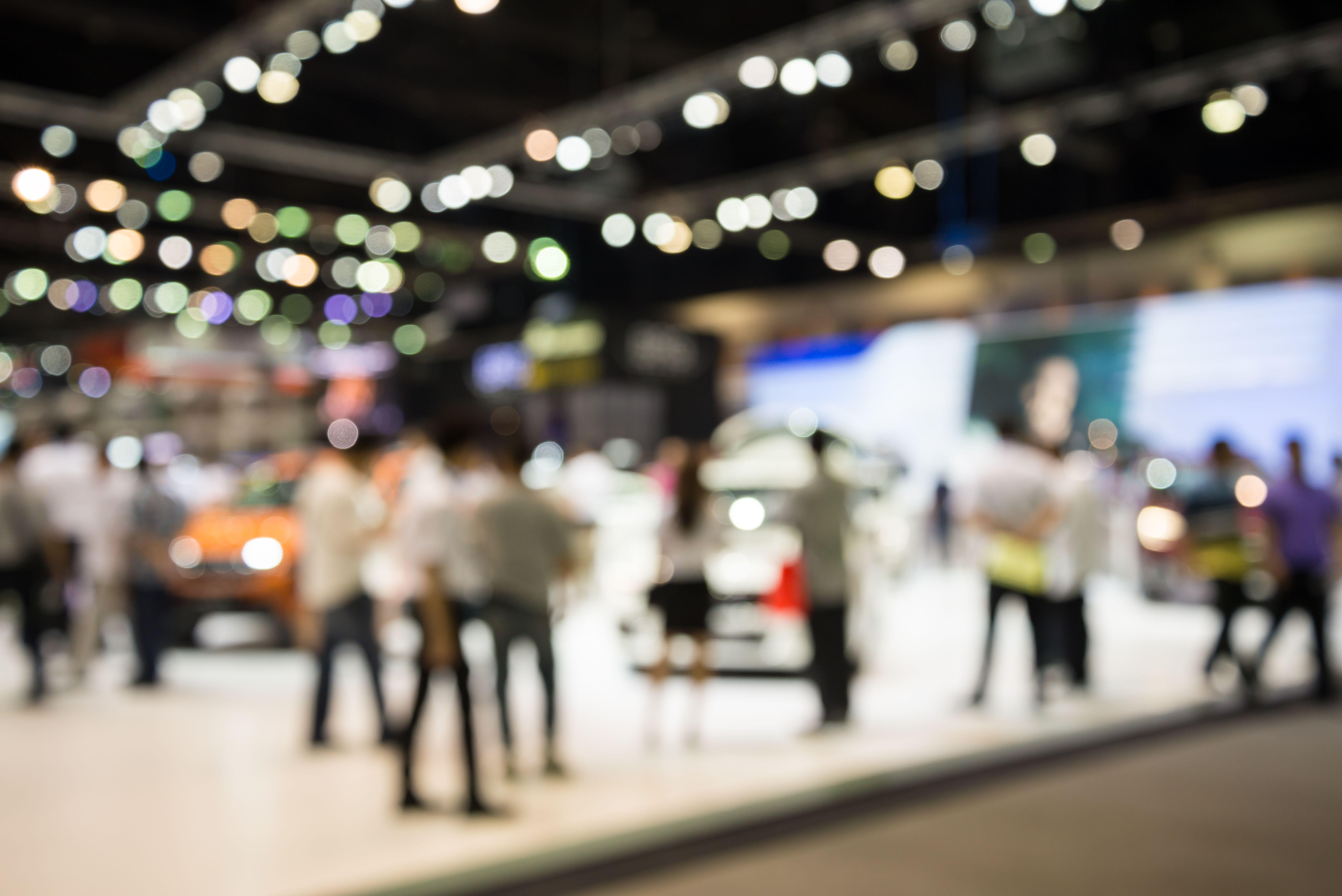 Ljubljana To Host A Major Carshow Auto Salon KONGRES - Major car shows