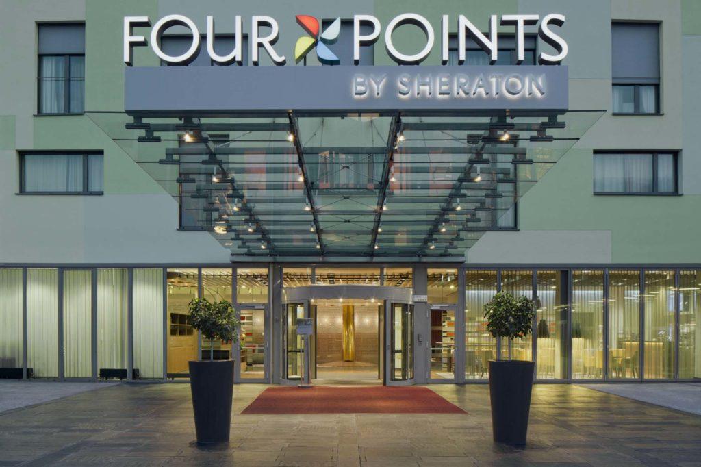 Four Points by Sheraton Ljubljana Mons