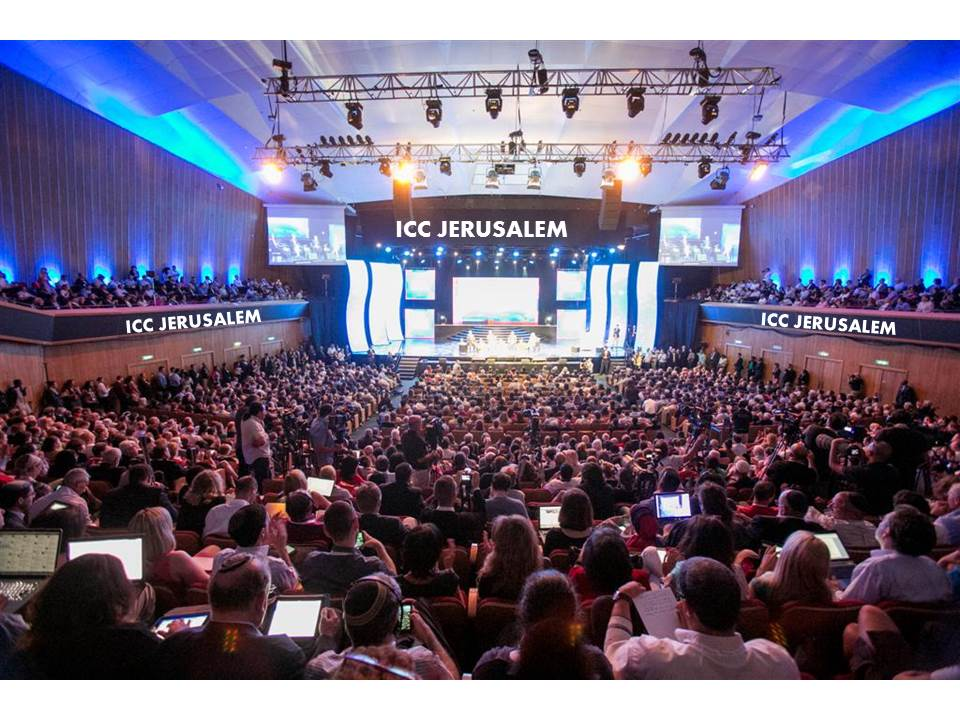 Despite Terror Attacks And The BDS Movement Against Israel List Of 10 Best Congress Centers In 2017 Published By Global Business Travel