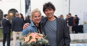 Ana Roš in Valter Kramar