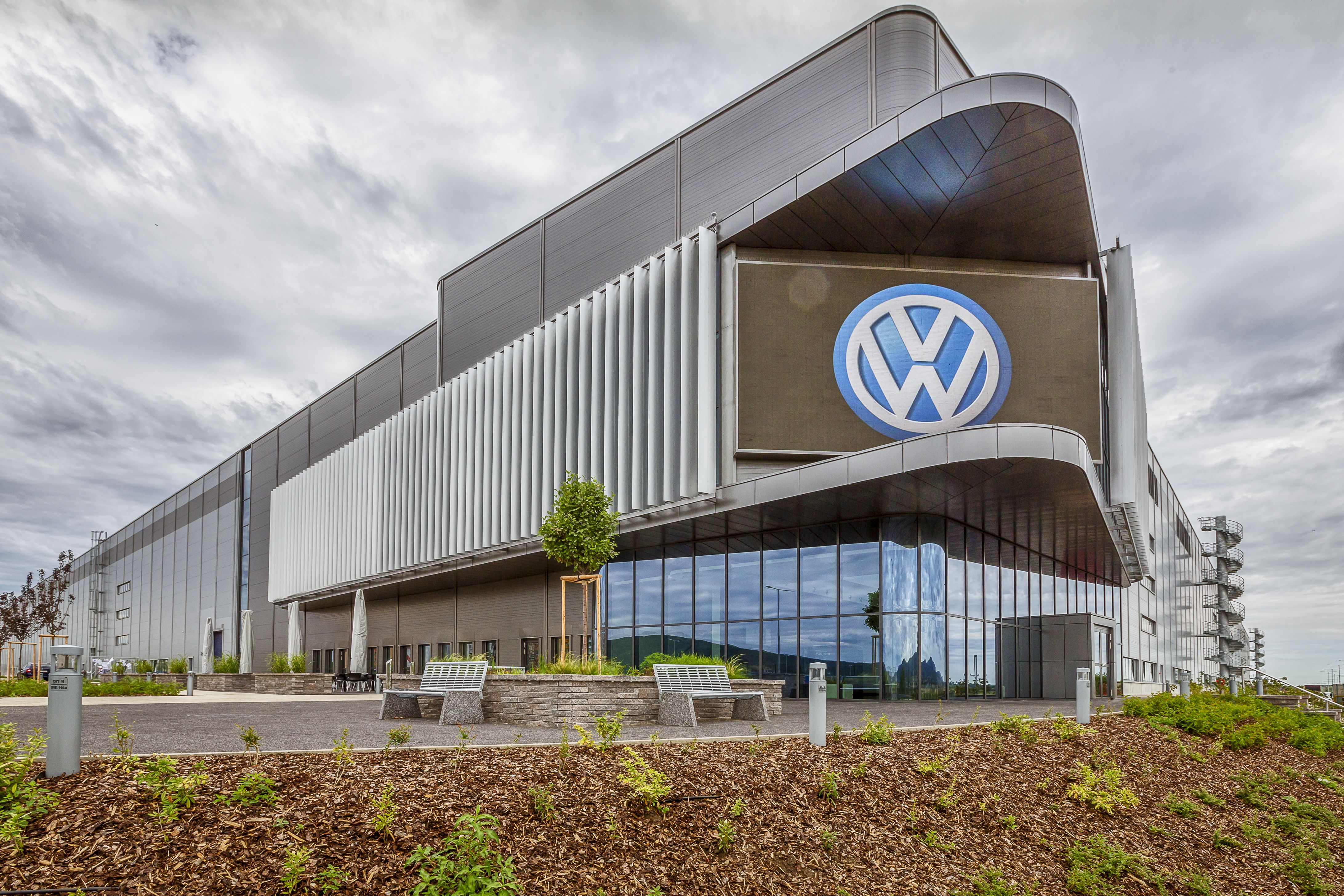 a visit to the volkswagen factory kongres europe
