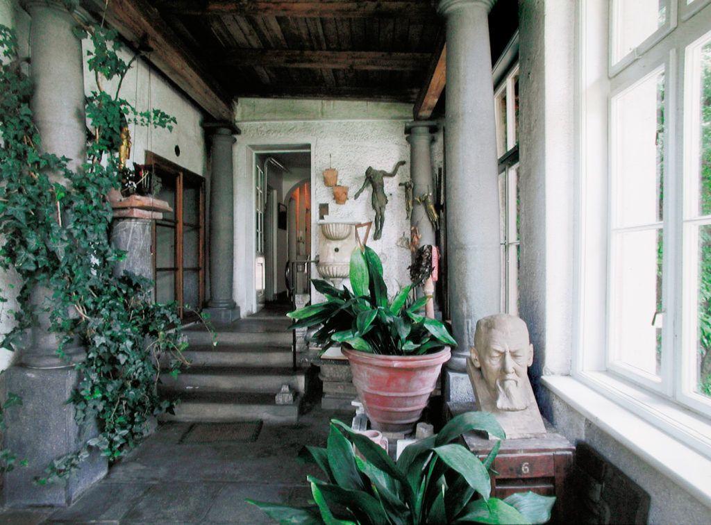 Plečnik's House