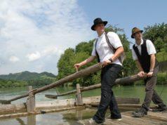 Timber raftsman