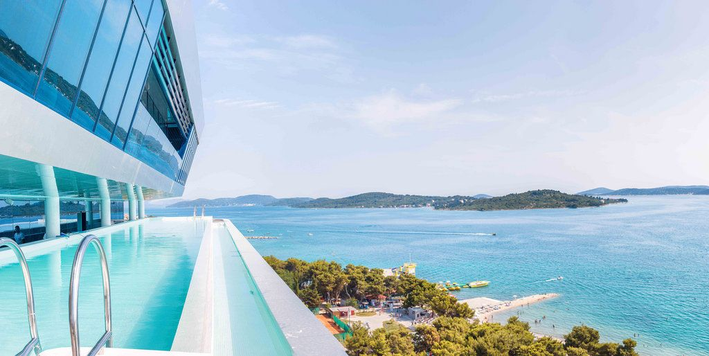 The Most Modern Hotel In Croatia Shaped Like A Luxury