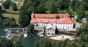 Fužine Castle: Museum of Architecture and Design