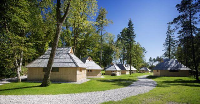 Eco Resort beneath Veika Planna