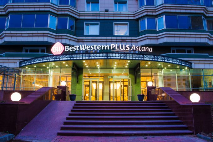 Bwplus Astana Hotel The Best Western