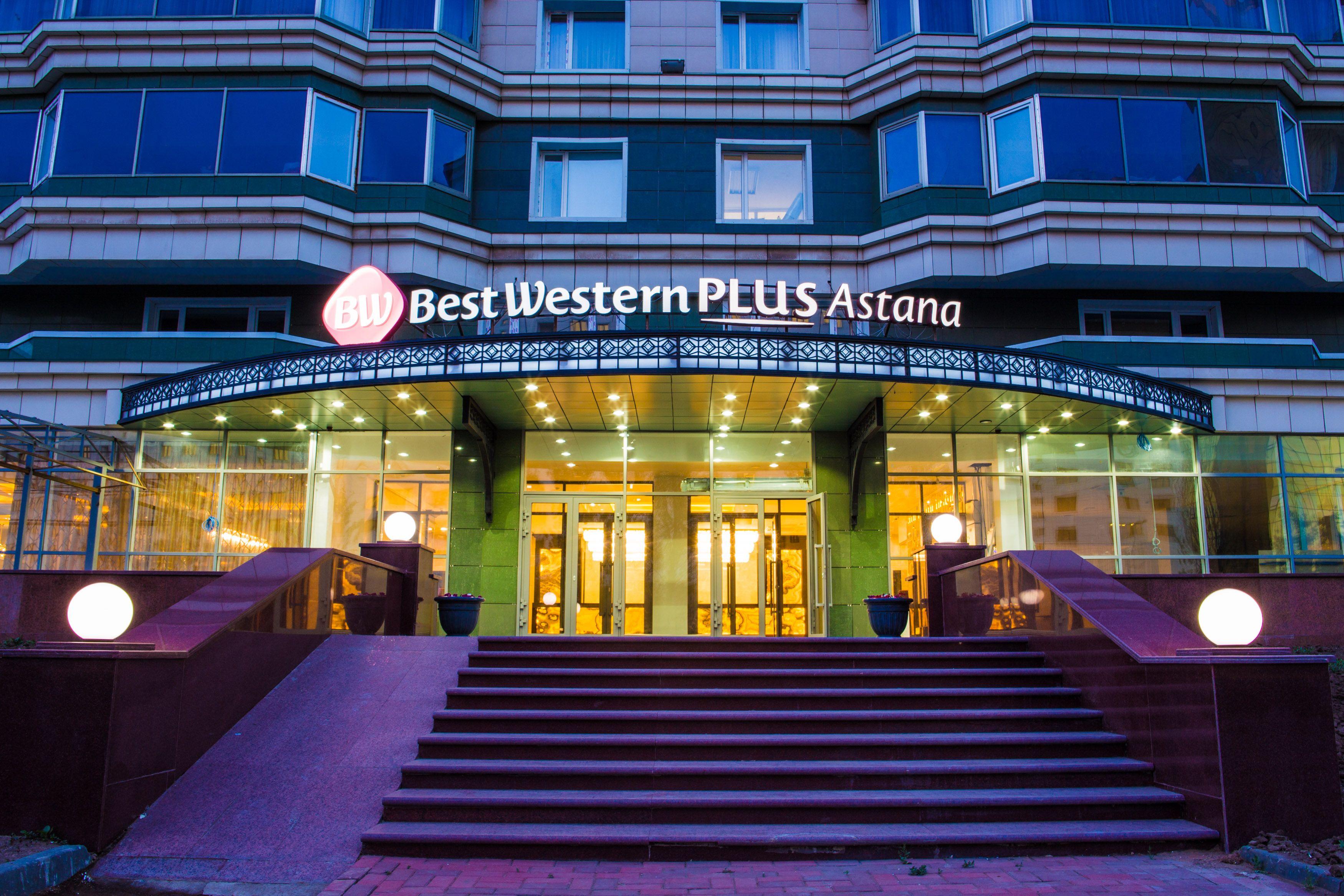Bwplus Astana Hotel The Best Western