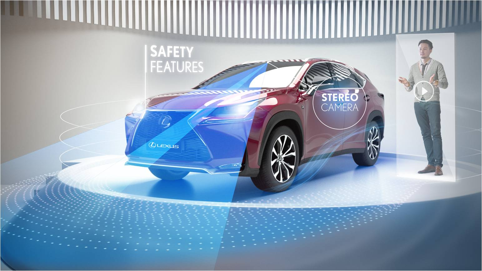 Vok Dams Debuts New Style Press Conference With Lexus At The Iaa Kongres Europe Events And Meetings Industry Magazine