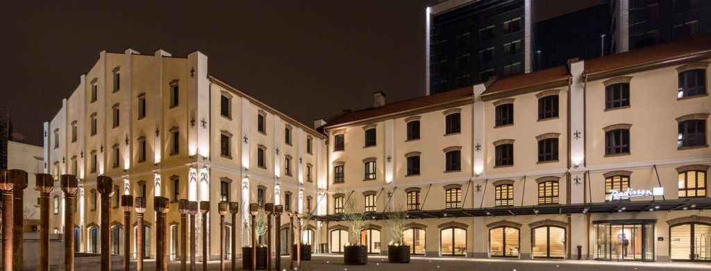 Radisson Blu Old Mill Hotel Belgrade
