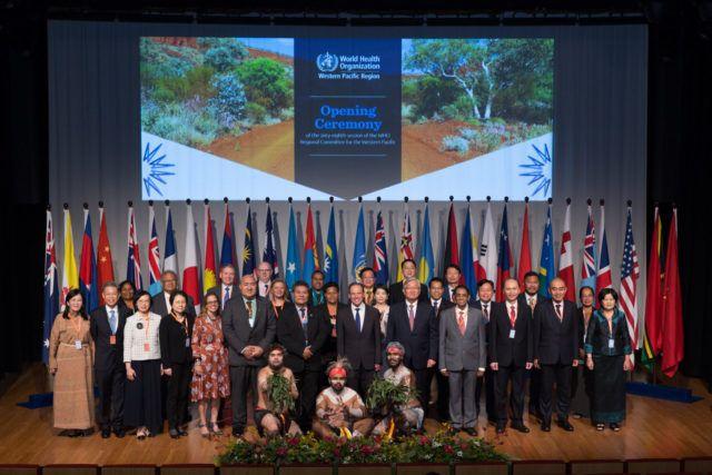 World Health Organization-Brisbane
