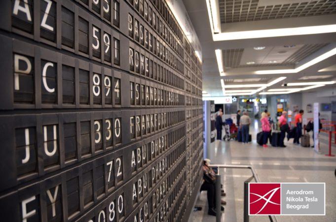 Flights Belgrade-Beijing