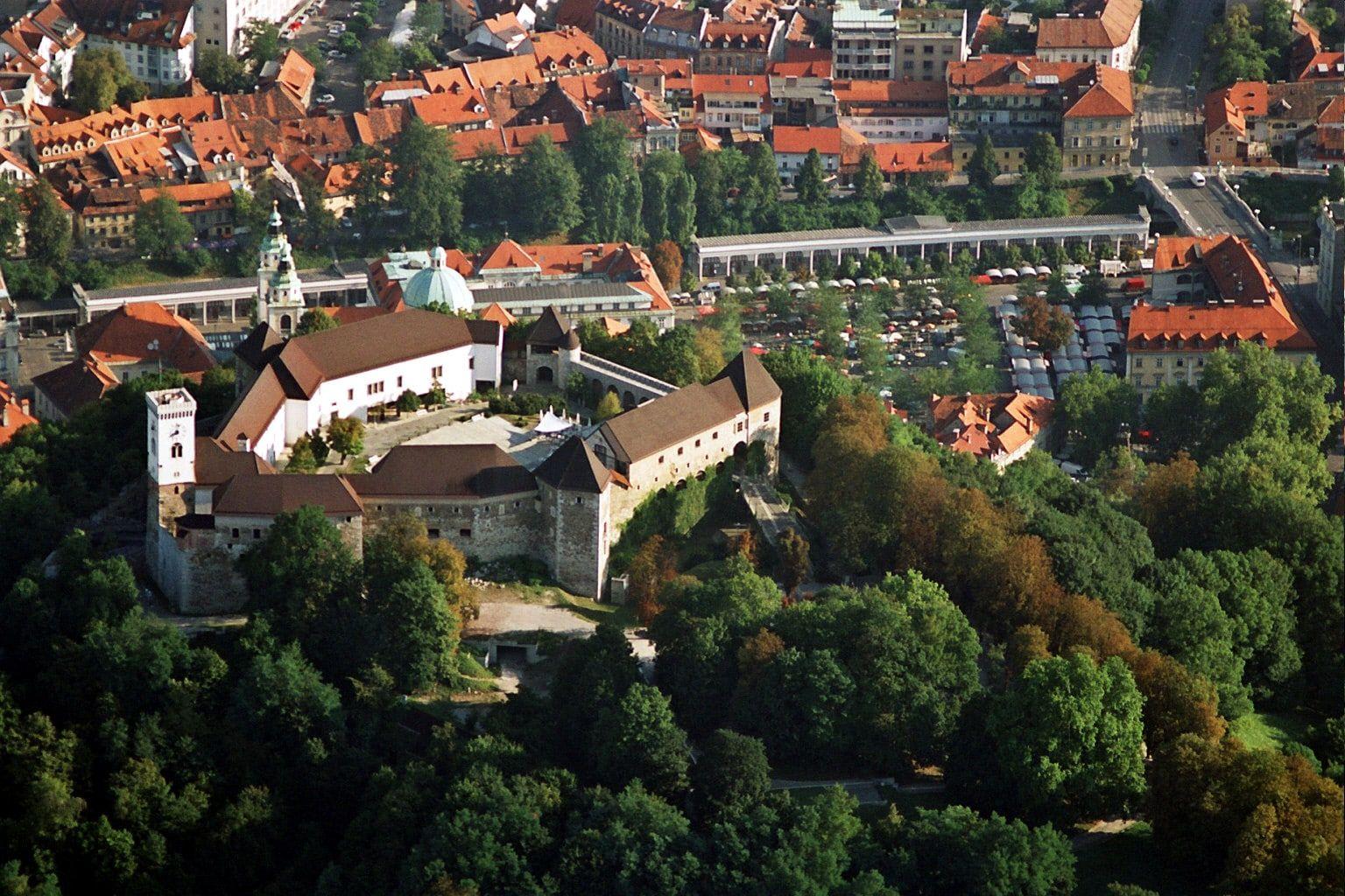 Ljubljana Tree City
