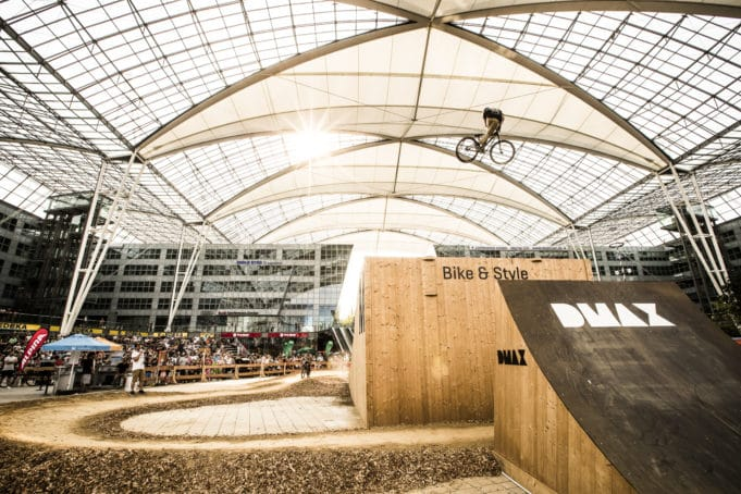 """Αποτέλεσμα εικόνας για Munich Airport hosts second international """"Bike & Style"""" event"""