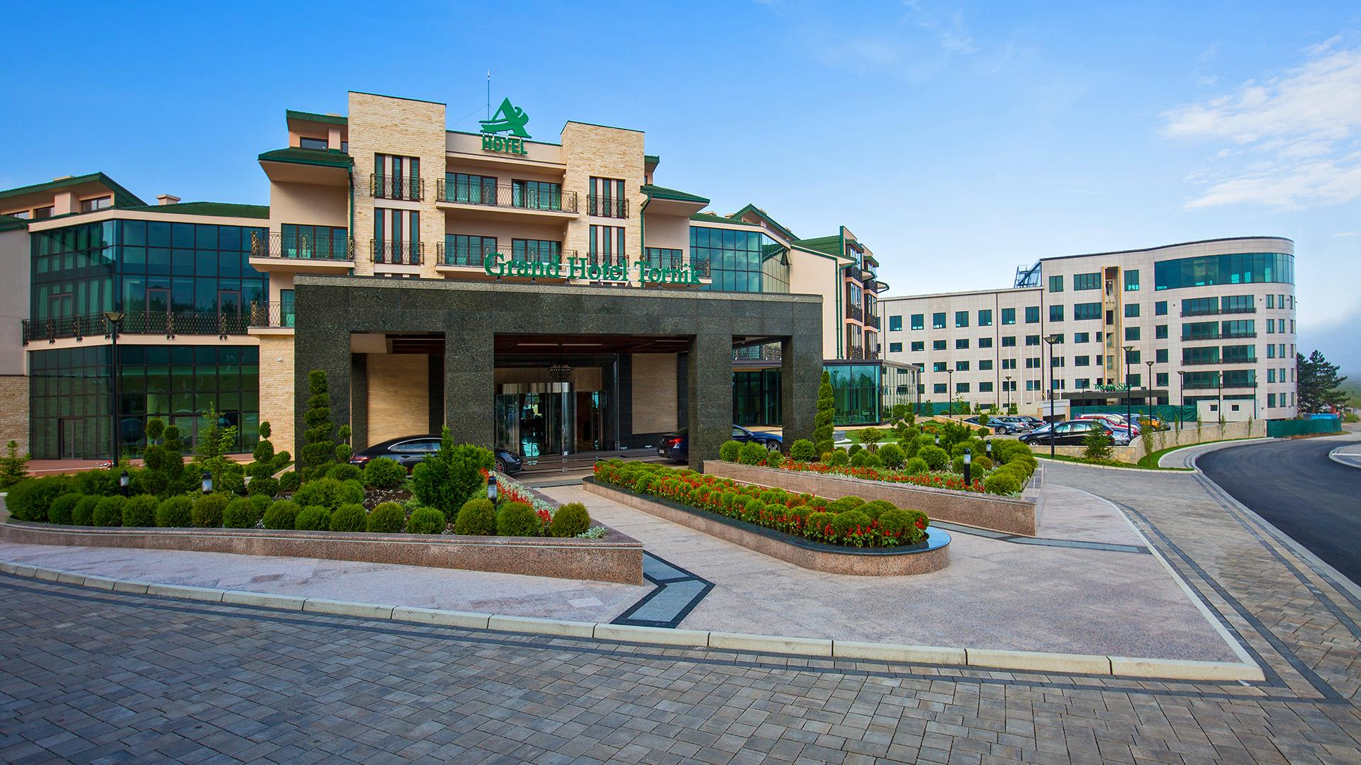 New Luxury Hotel Tornik In Zlatibor Opened Kongres