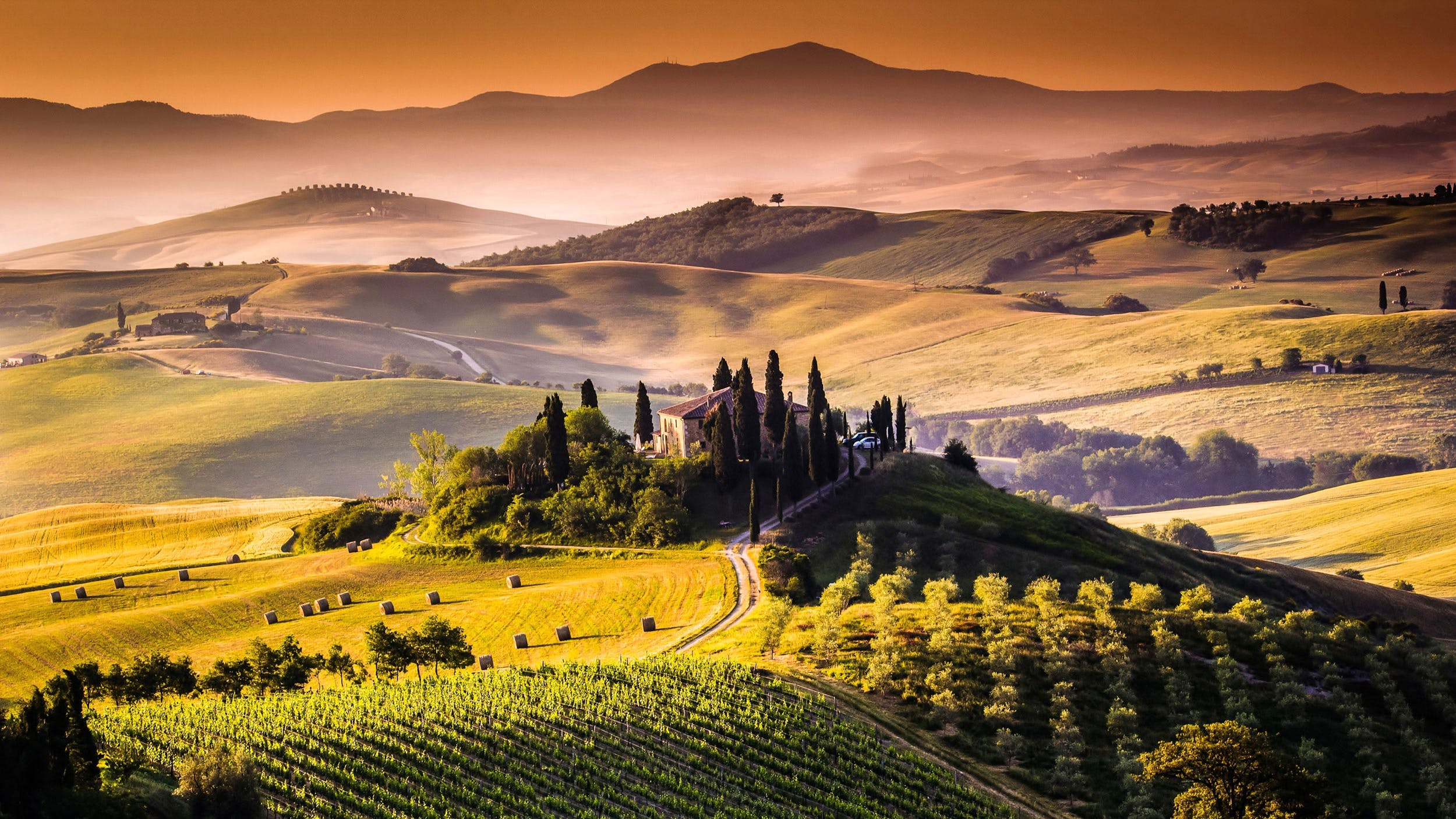 Tuscany is a place of love - KONGRES – Europe Events and ...