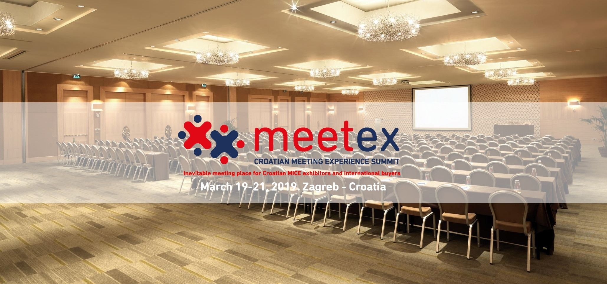 Meetex The First Ever B2b Croatian Meeting Industry Trade Show Kongres Europe Events And Meetings Industry Magazine