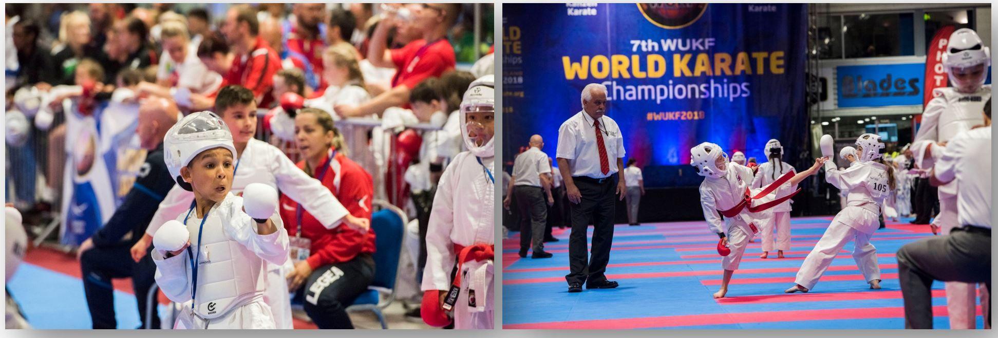8th WUKF World Karate Championship 2019 - KONGRES – Europe Events