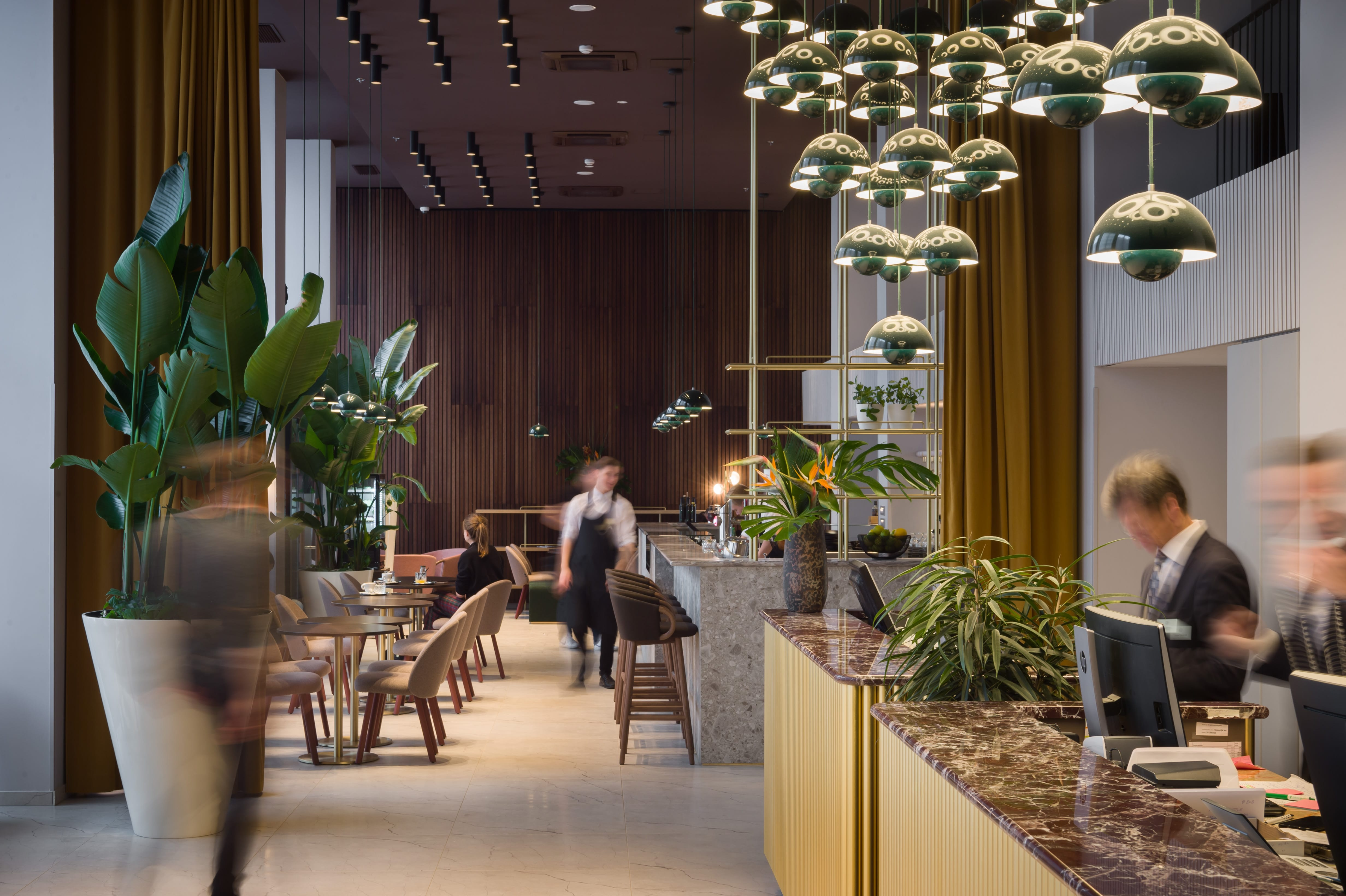 Hotel Lev Lobby photo Janez Marolt
