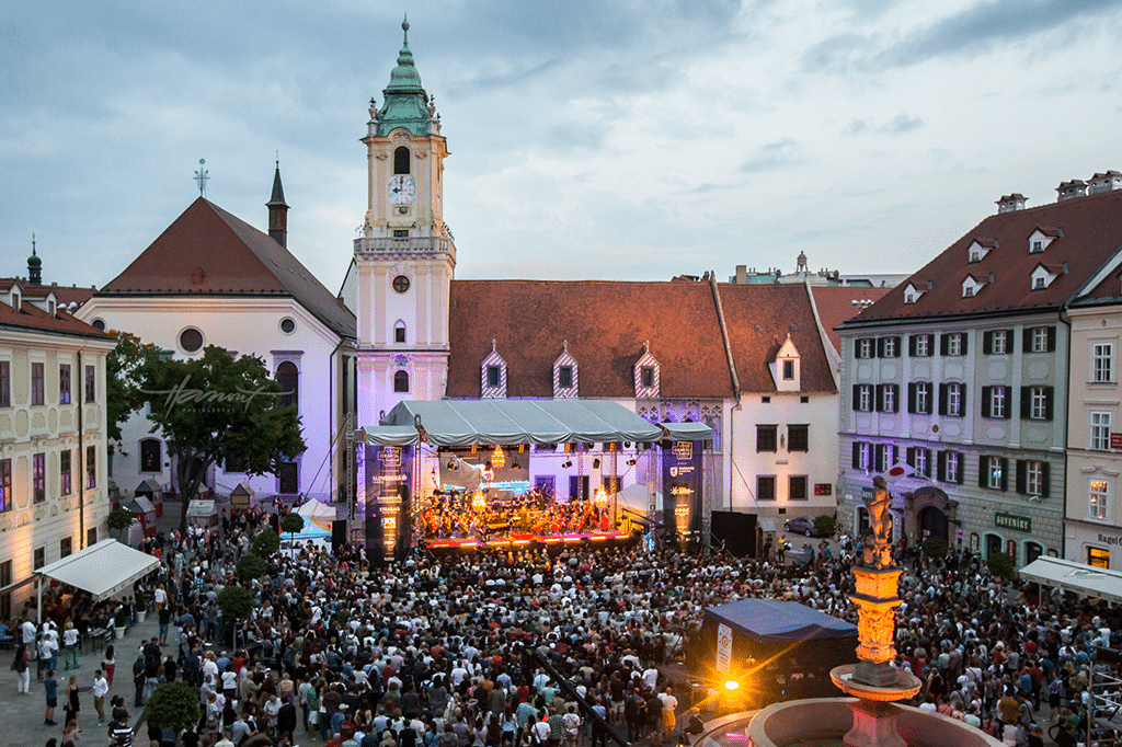 This summer Bratislava goes classic - KONGRES – Europe