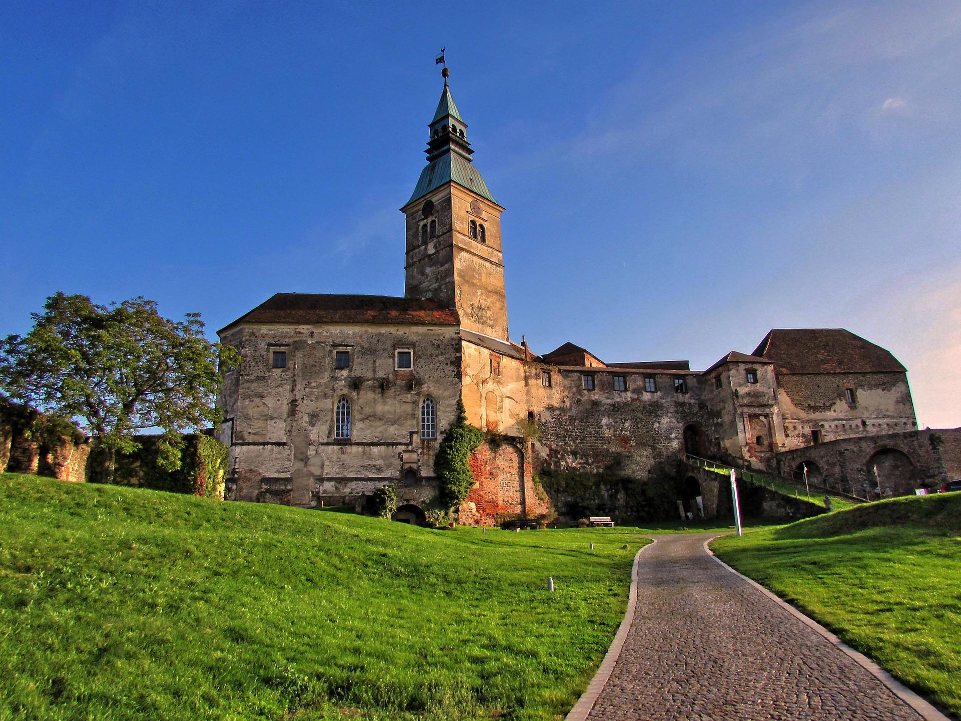 gussing_castle_austria