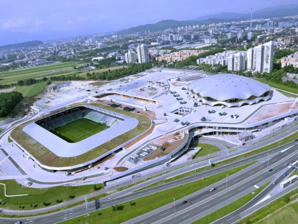stozice sports center ljubljana