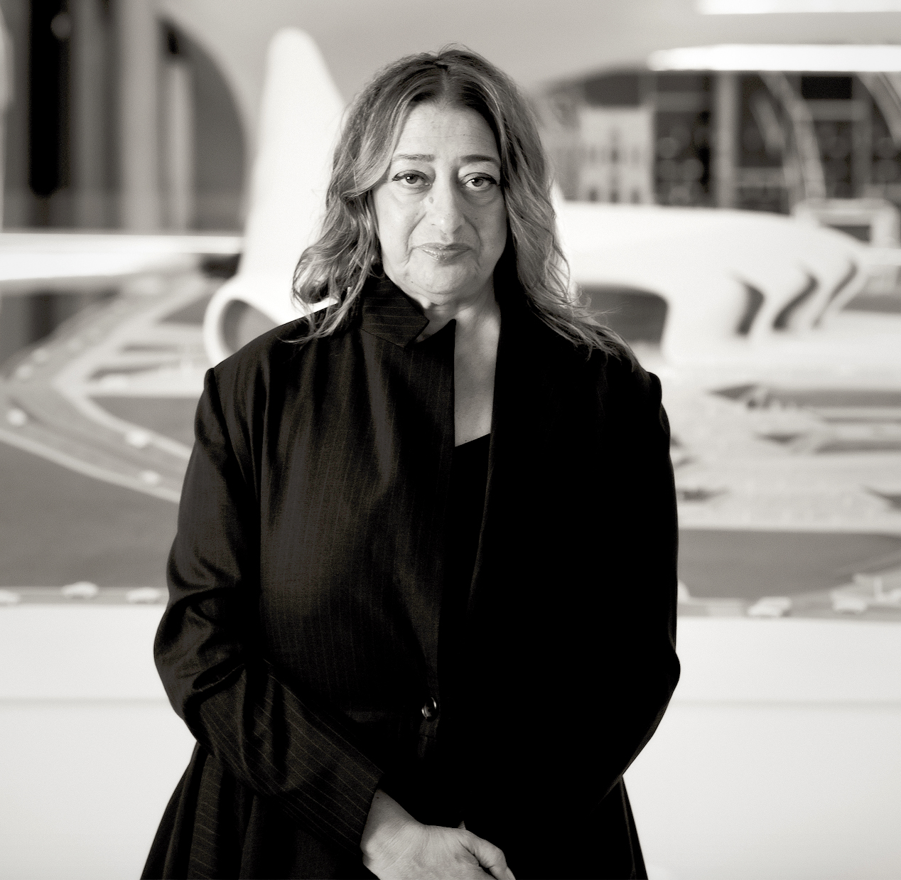 Zaha_Hadid_in_Heydar_Aliyev_Cultural_center_in_Baku