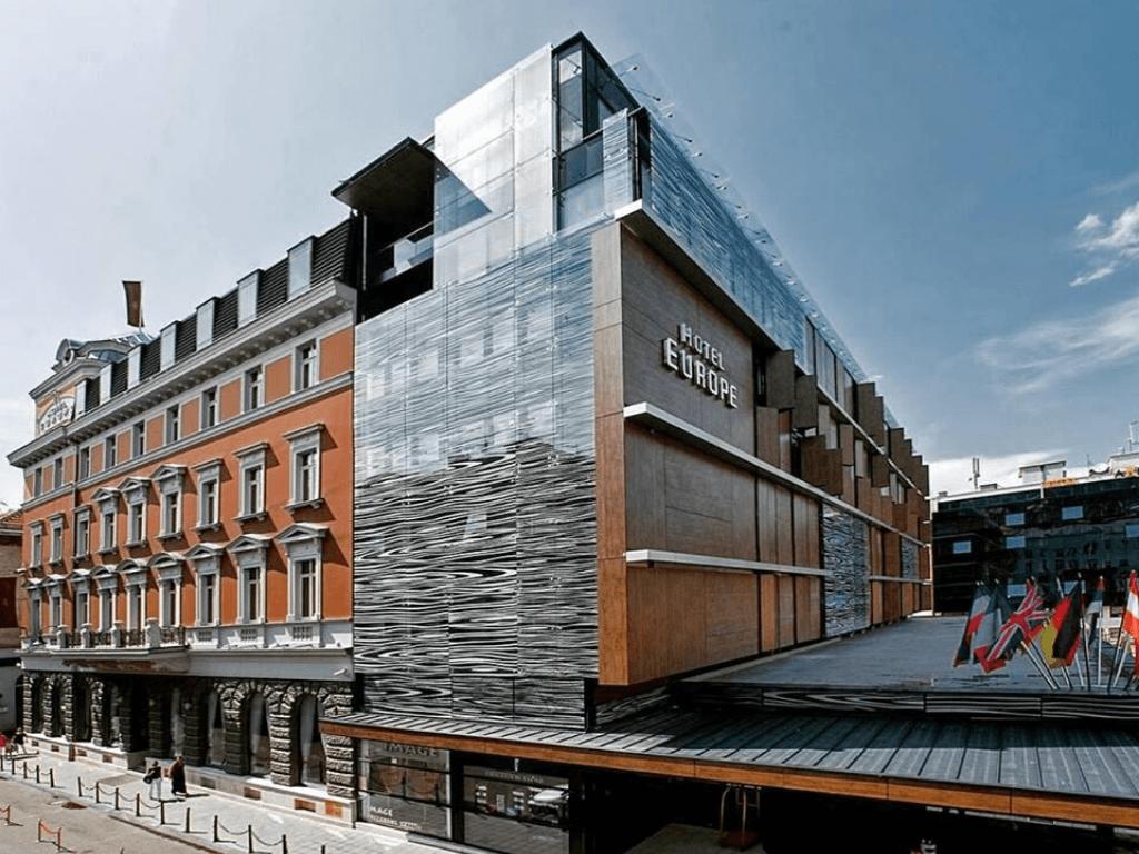 Hidden Guest Hotel Europe Sarajevo Kongres Europe