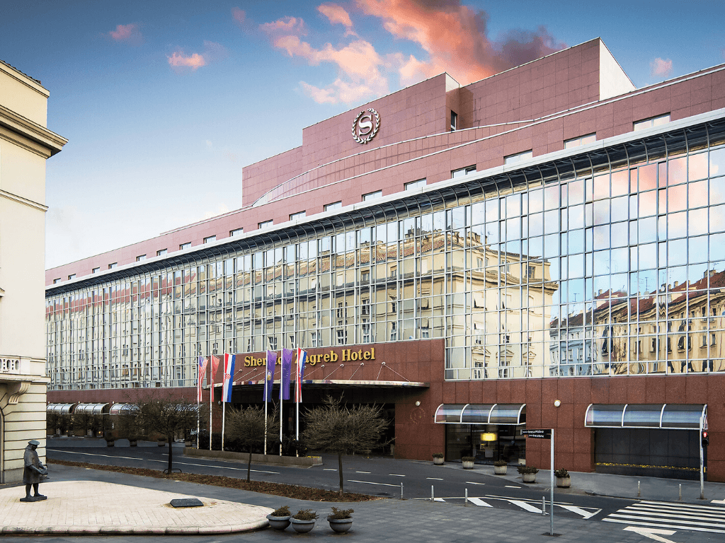 Hidden Guest Hotel Sheraton Zagreb Kongres Europe Events And