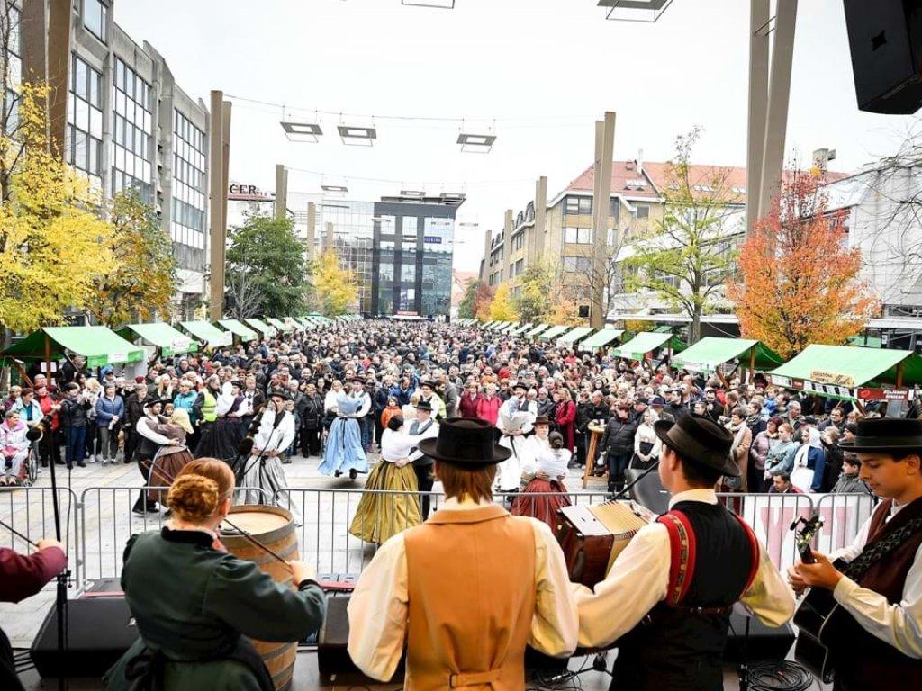 Maribor St. Martin Day Celebration