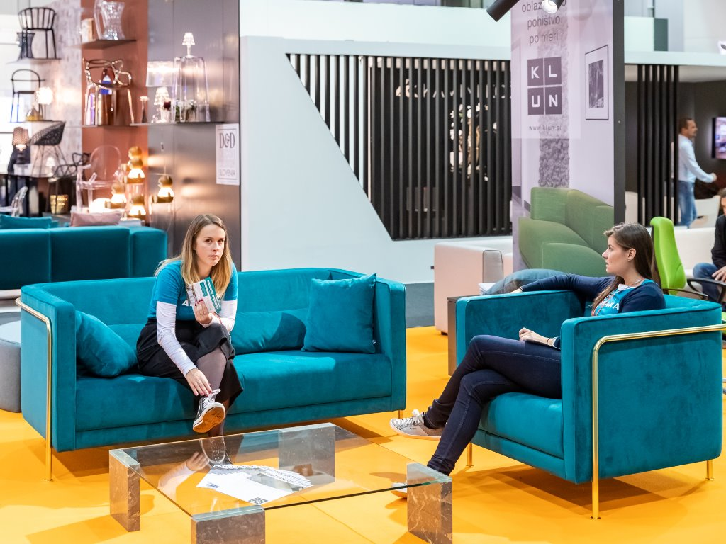 GR - Ljubljana Exhibition and Convention Centre, Ambient Ljubljana and Home Fair 2019