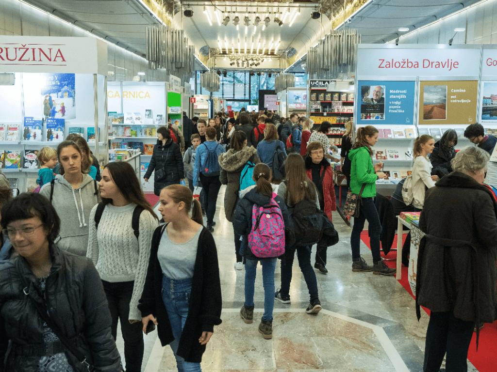 Cankarjev dom, Slovenian Book Fair