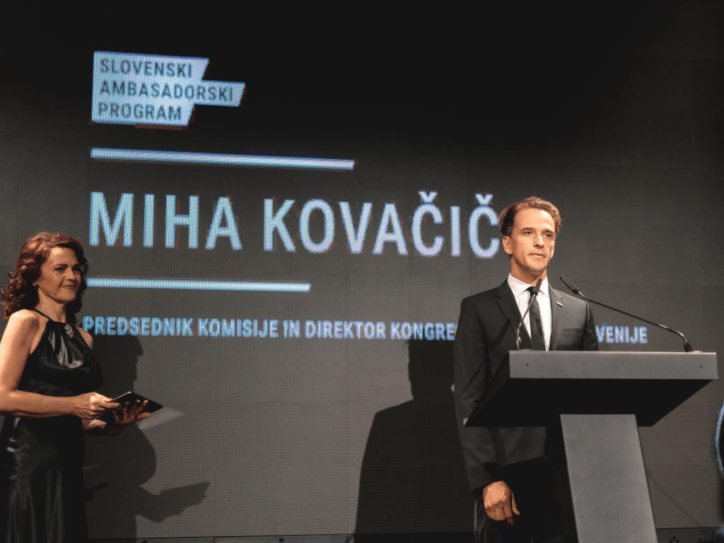 Slovenian Ambassadors Program - Awards