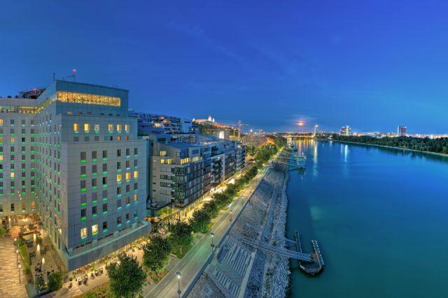 Grand Hotel River Park, a luxury edition, Bratislava