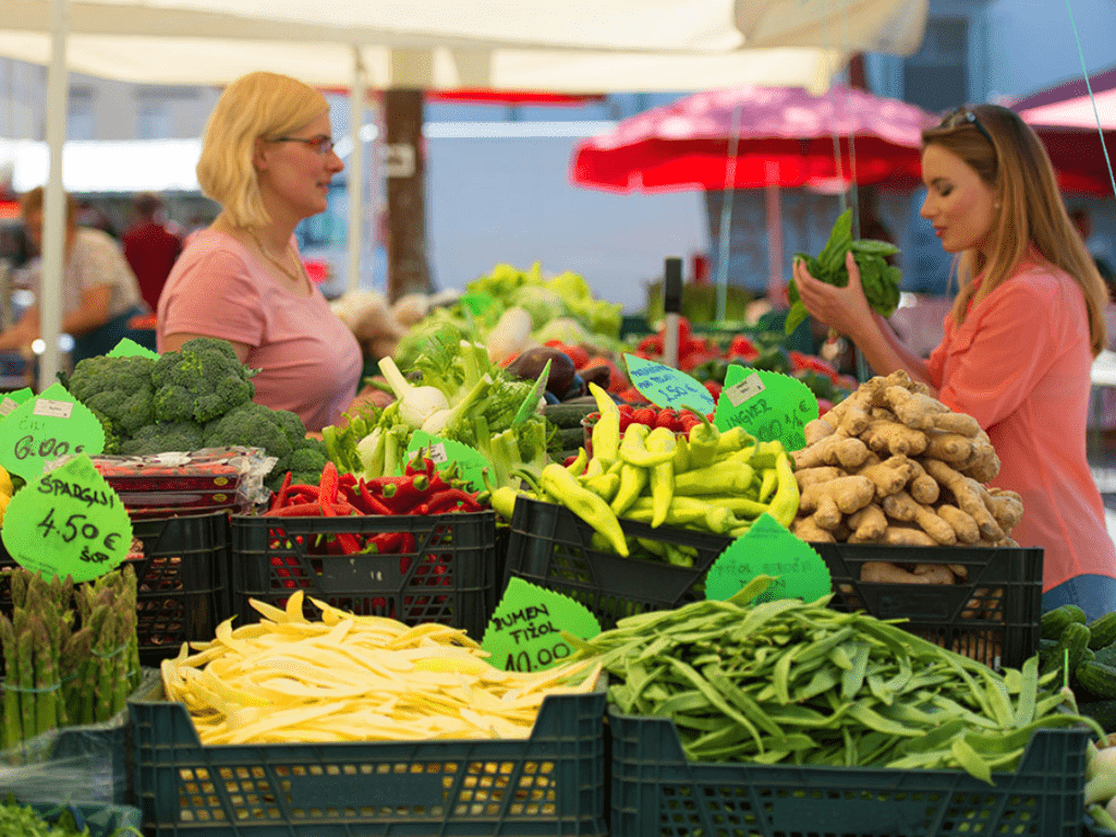 Ljubljana Central Market