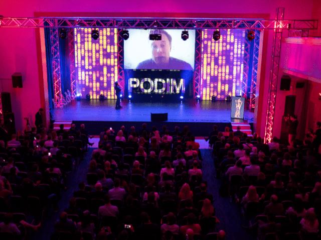 PODIM conference Maribor Elon Musk